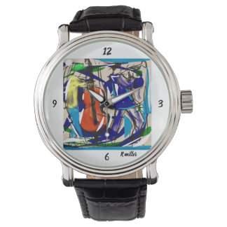 Fun jazz watch