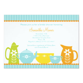 Fun Kitchen Invitations