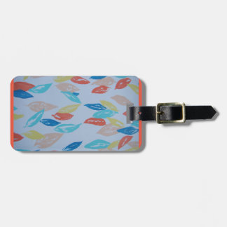 Fun Leaves Baggage Tag