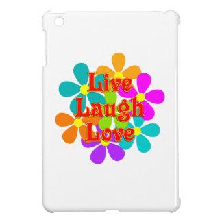 Fun Live Laugh Love Cover For The iPad Mini