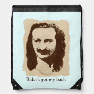 Fun Meher Baba Backpack
