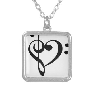 "FUN ""MUSICAL NOTES"" NECKLACE"