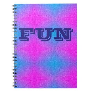 fun notebook