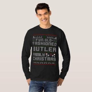 FUN  OLD FASHION , BUTLER FAMILY CHRISTMAS T-Shirt