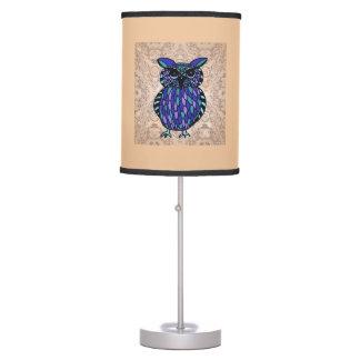 Fun Owl Lamp