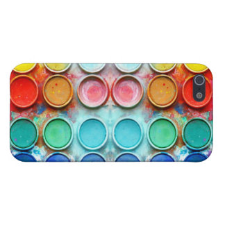 Fun paint color box cover for iPhone 5/5S