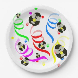 FUN PARTY PLATE FOR ANY CELEBRATION