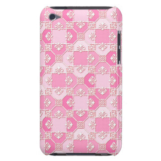 Fun Pattern in Pinks iPod Touch Cover
