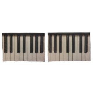 Fun Piano Keys Photo Design Pillowcase