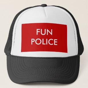86487a61329 FUN POLICE TRUCKER HAT
