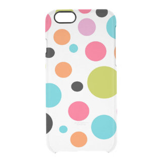 Fun polka dot pattern iPhone 6 uncommon case