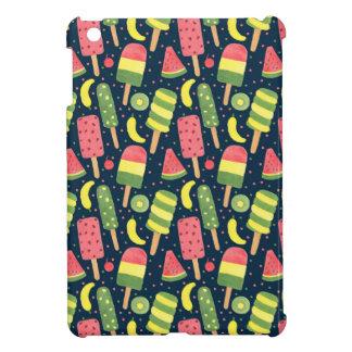 Fun Popsicle Pattern iPad Mini Cover