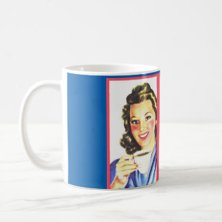 Fun Retro Coffee Mug