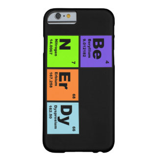 Fun Science iPhone 6 case