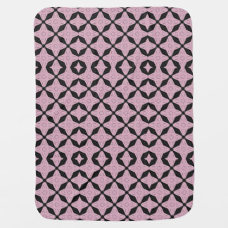 Fun shapes design pattern baby blanket