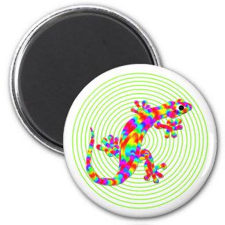 Fun Sidney Salamander Magnet