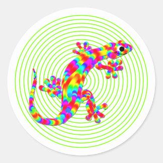 Fun Sidney Salamander Stickers