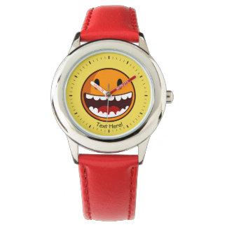 Fun Smiley Face Watch
