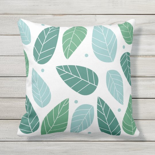 Fun Spring Throw Pillow