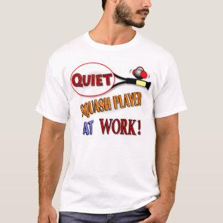 Fun squash T shirt