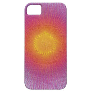 Fun starburst spinart iPhone 5 cases