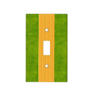 Fun Stripes Light Switch Room Decor