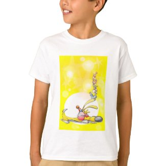 Fun t-shirt for young people