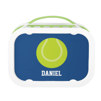 Fun Tennis Ball Lunch Box