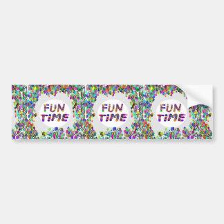 FUN Time Celebrations :  Elegant Return Gifts Bumper Sticker
