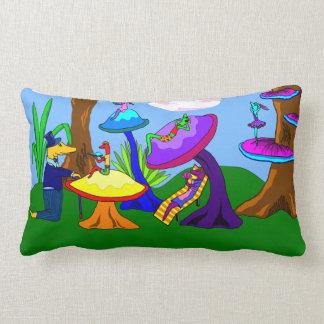 Fun Time Lumbar Pillow