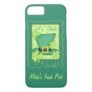 Fun to Be Irish Business Promotion Personalized iPhone 8/7 Case