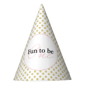Fun To Be One Party Hat