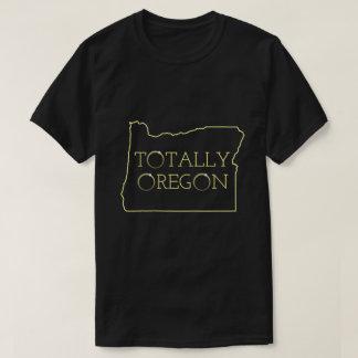 Fun Totally Oregon Solar Eclipse T-Shirt