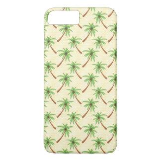 Fun Tropical Palm Tree Designer Print iPhone 8 Plus/7 Plus Case