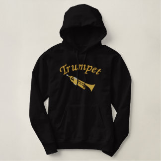 Fun Trumpet Hooded Sweatshirt