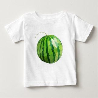 Fun Watermelon Design Baby T-Shirt