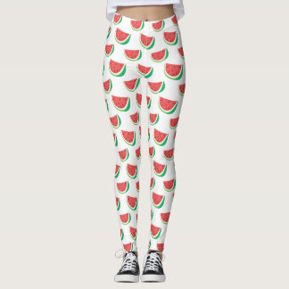 Fun Watermelon Pattern all over printed legging