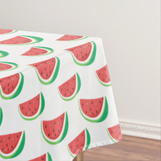 Fun Watermelon Pattern Tablecloth