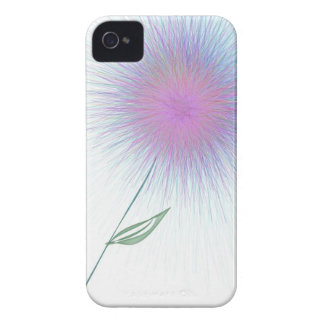 Fun whimsical flower Case-Mate iPhone 4 case