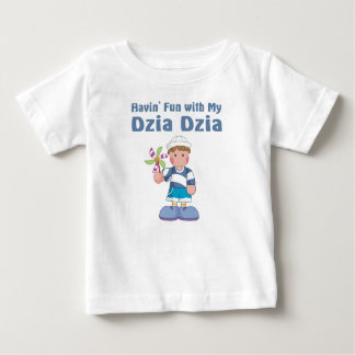 Fun with Dzia Dzia Baby T-Shirt