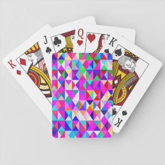 Fun with Geometrics.... Playing Cards