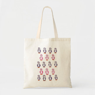 Fun with Penguins Tote Bag