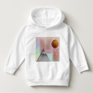 Fun with shapes,metallic,gold,rose gold,silver,ult hoodie