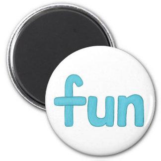 fun word in aqua magnet