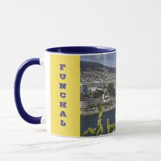 Funchal Madeira Panoramic Cup