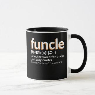 Funcle definition mug