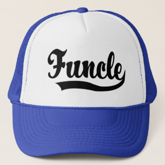 Funcle funny Uncle hat