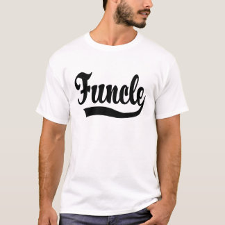 Funcle funny Uncle shirt