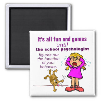 Function of Behavior Spoiler Alert Magnet