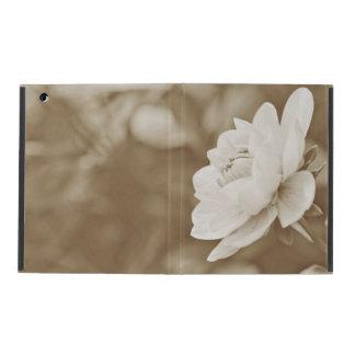 Funda de flores para el iPad 2/3/4 iPad Cover For iPad